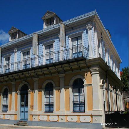 La médiathèque Achille René-Boisneuf (ancienne mairie)