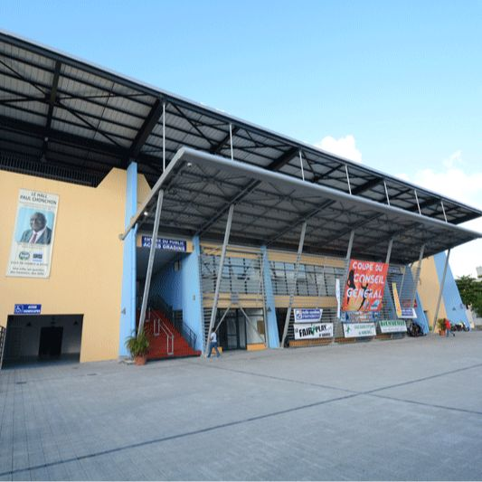 Hall des Sports Paul CHONCHON