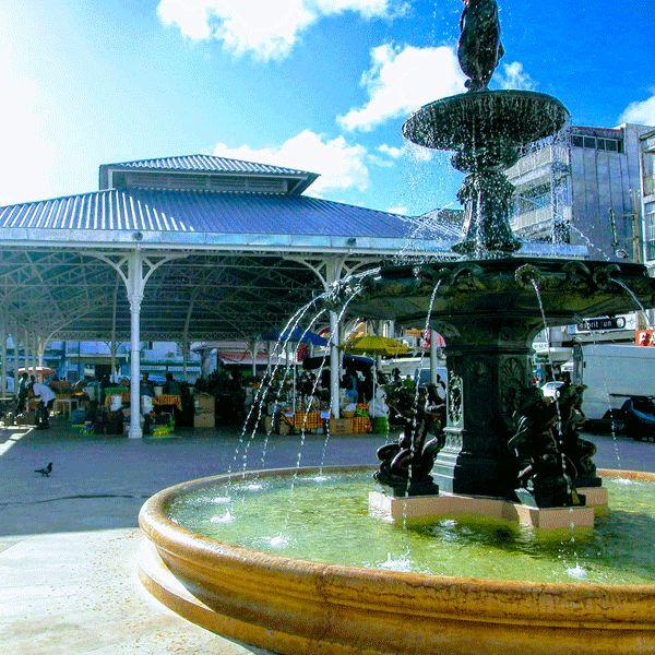 La Fontaine du marché